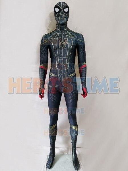 لا طريقة المنزل العنكبوت زي ثلاثية الأبعاد طباعة دنة هالوين تأثيري Zentai دعوى الكبار/أطفال شحن مجاني