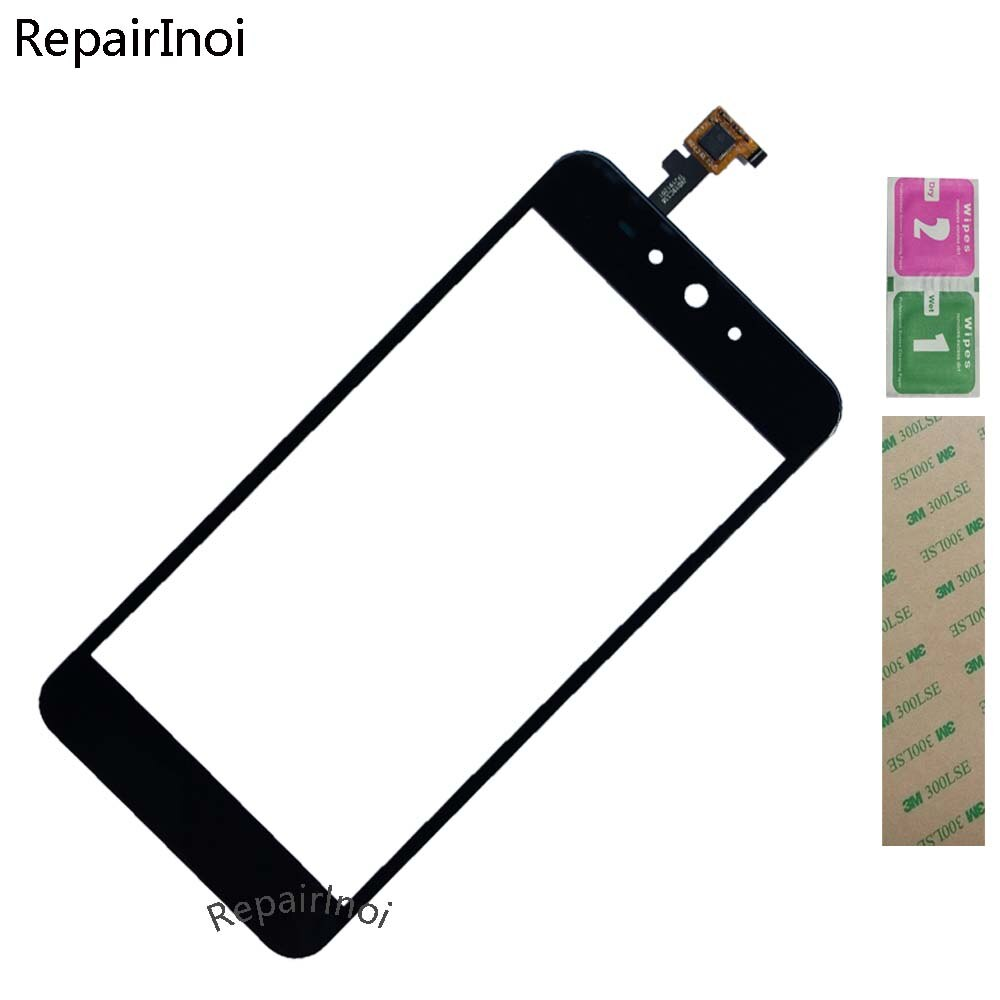 10Pieces/Lot 5.5'' Mobile Touch Screen Glass For Blu Grand LTE Grand XL 4G Touch Screen Digitizer Panel Lens Sensor 3M Glue enlarge