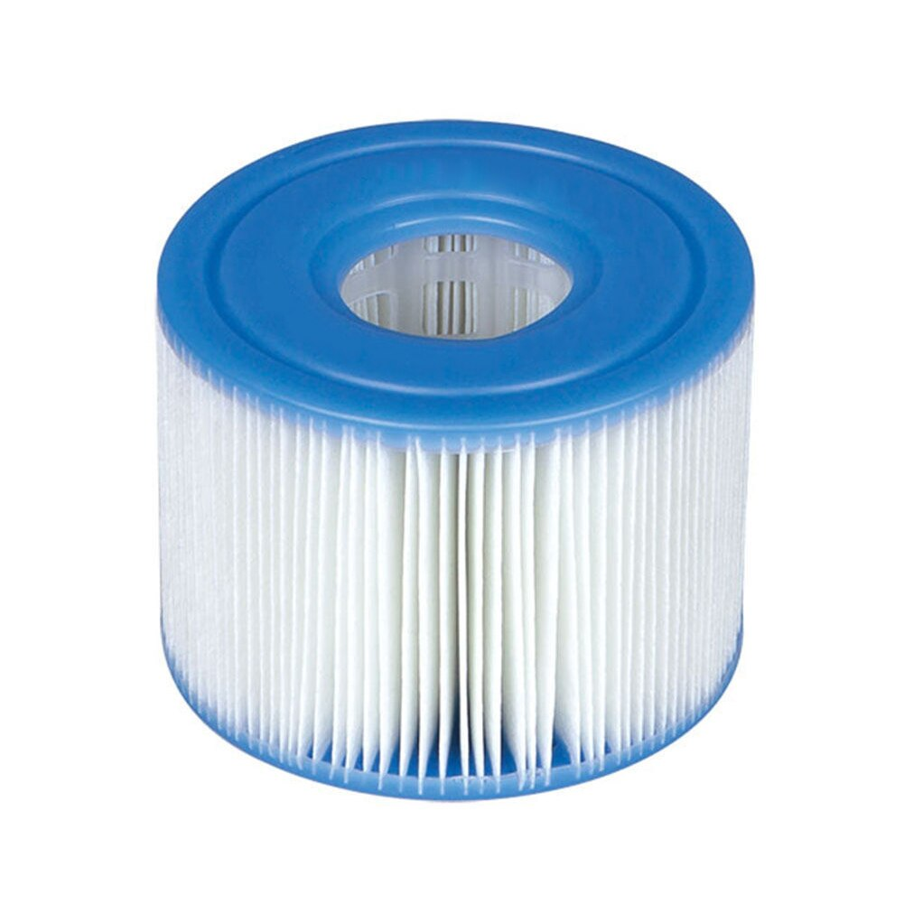 Cartucho de filtros de piscina, Material PETG Intex PureSpa tipo S1 para...