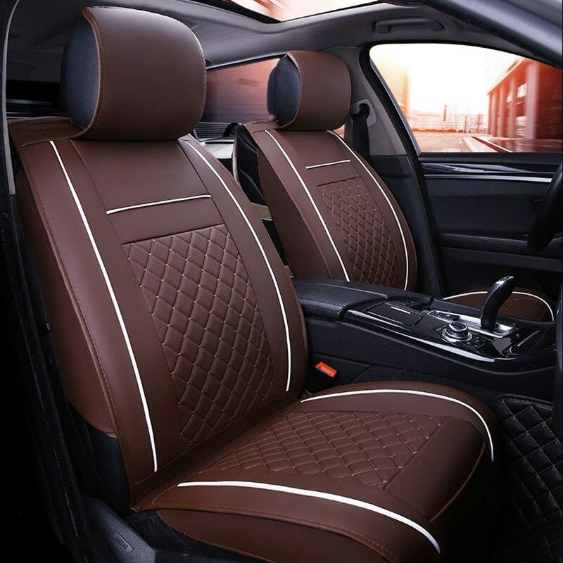 Cubierta de asiento de coche cojín del asiento de coche para Kia Carens Ceed Cerato Forte K3 K5 K7 Mohave Niro Optima Sorento alma espectros Sportage 2 3 4