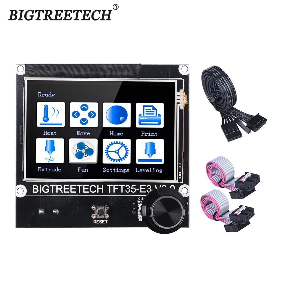 BIGTREETECH TFT35 E3 V3.0 сенсорный экран 12864 ЖК-дисплей wifi модуль 3d принтер запчасти для Ender3 CR10 SKR Mini E3 SKR V1.3