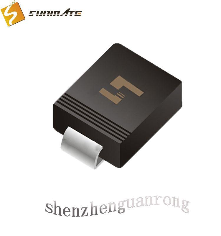 50 шт., высокоэффективный выпрямительный диод UF3D UF3G UF3J UF3M DO-214AB(SMC)
