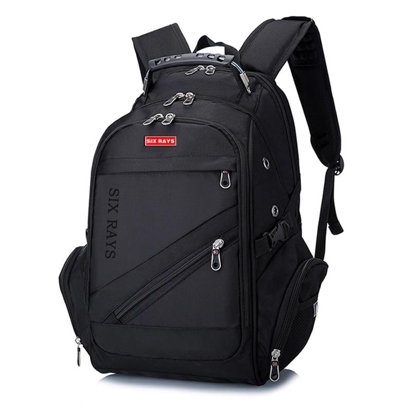Брендовый Швейцарский рюкзак для ноутбука 15 дюймов, внешние швейцарские Компьютерные рюкзаки, Противоугонный рюкзак, водонепроницаемые сумки для мужчин и женщин, мужской рюкзак