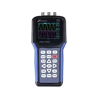 handheld digital storage oscilloscope 20mhz 1 channel with 200msas sample rate
