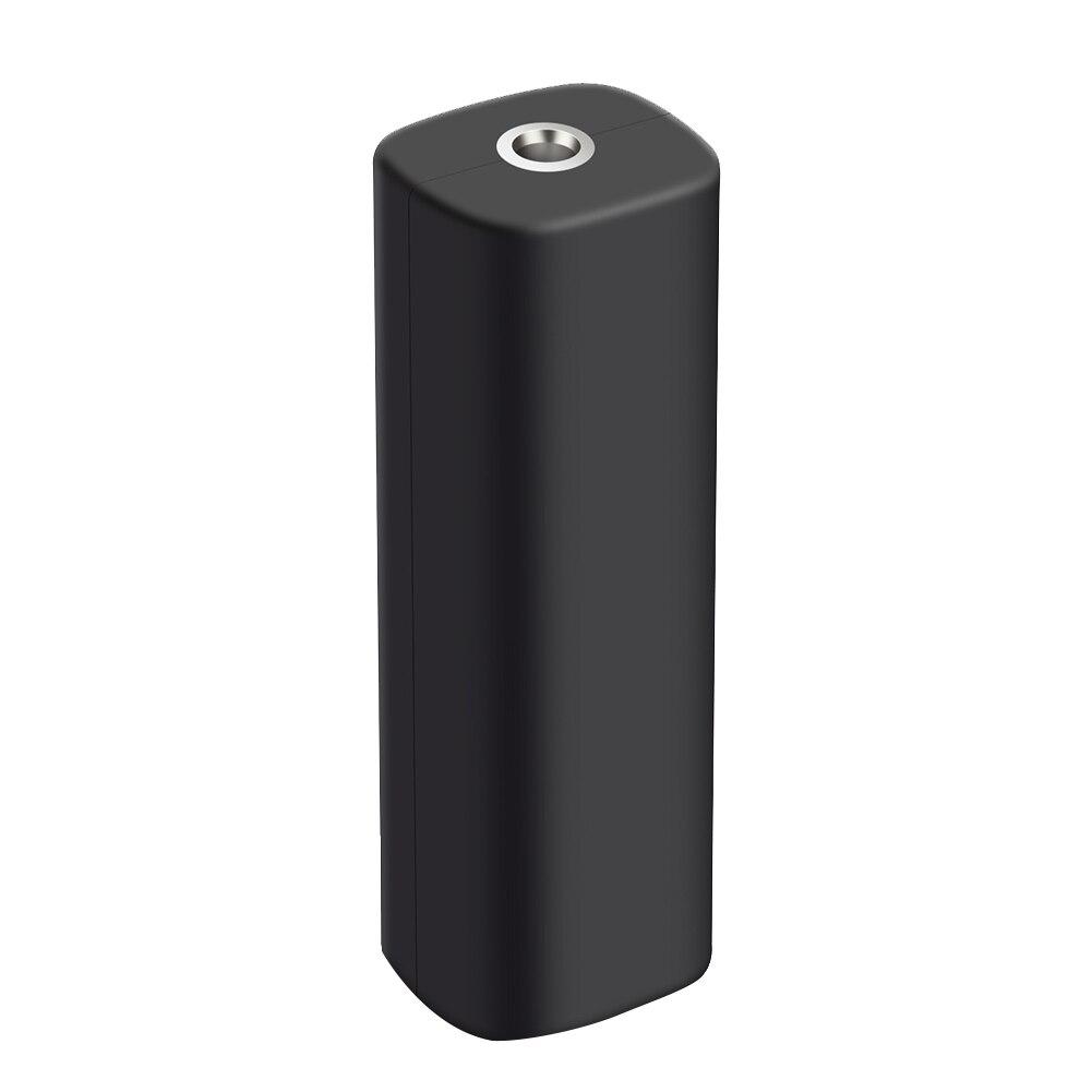 Cable de Audio portátil, filtro eliminador de coche, antiinterferencia aislador de ruido, accesorios de bucle de tierra negra, sonido transparente de plástico
