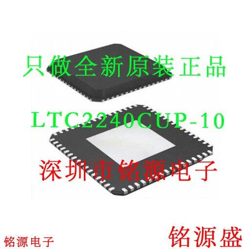 شحن مجاني LTC2240CUP-10 LTC2240CUP LTC2240 QFP64 10 قطعة
