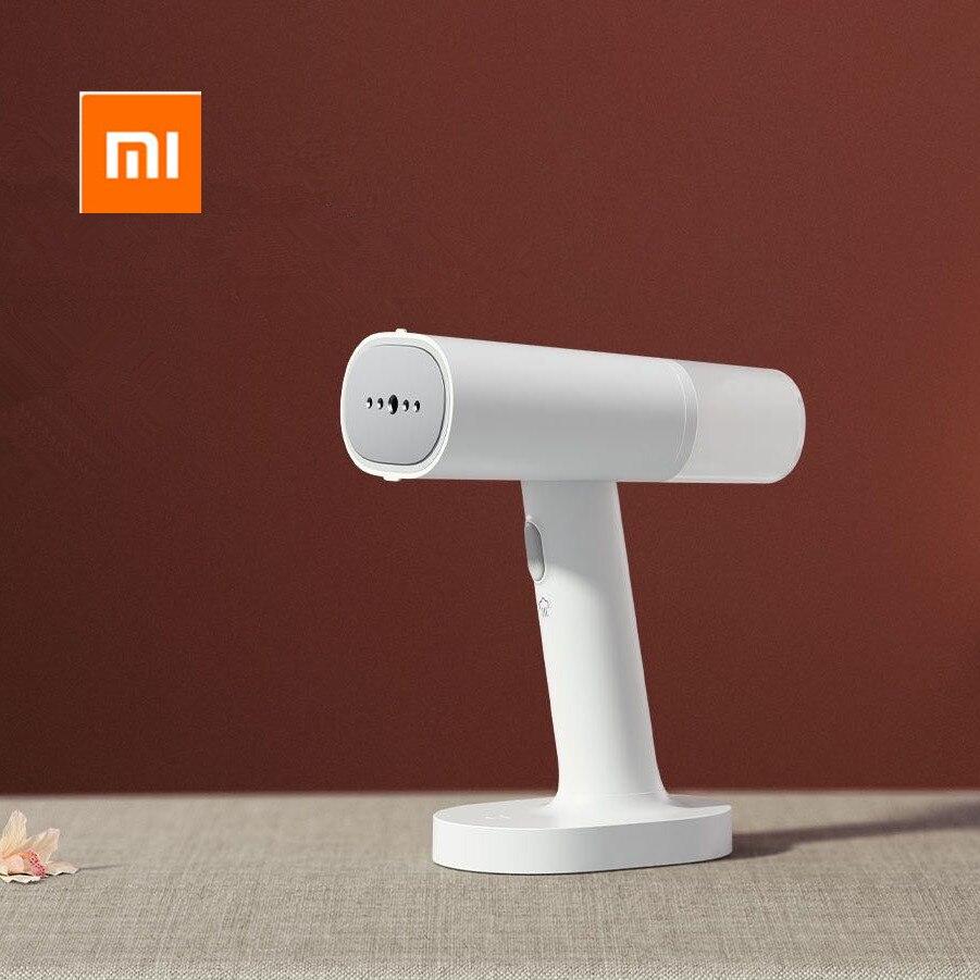 Xiaomi Mijia-plancha a vapor portátil, aparatos de planchado de ropa, limpiador de ropa eléctrico Mini