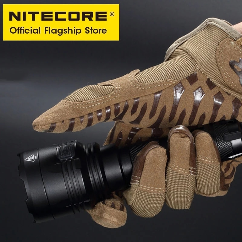 NITECORE NEW P30 Spotlight Long-Range 21700 Lithium Battery Outdoor Search Rescue Adventure Flashlight Hunting LED Searchlight enlarge
