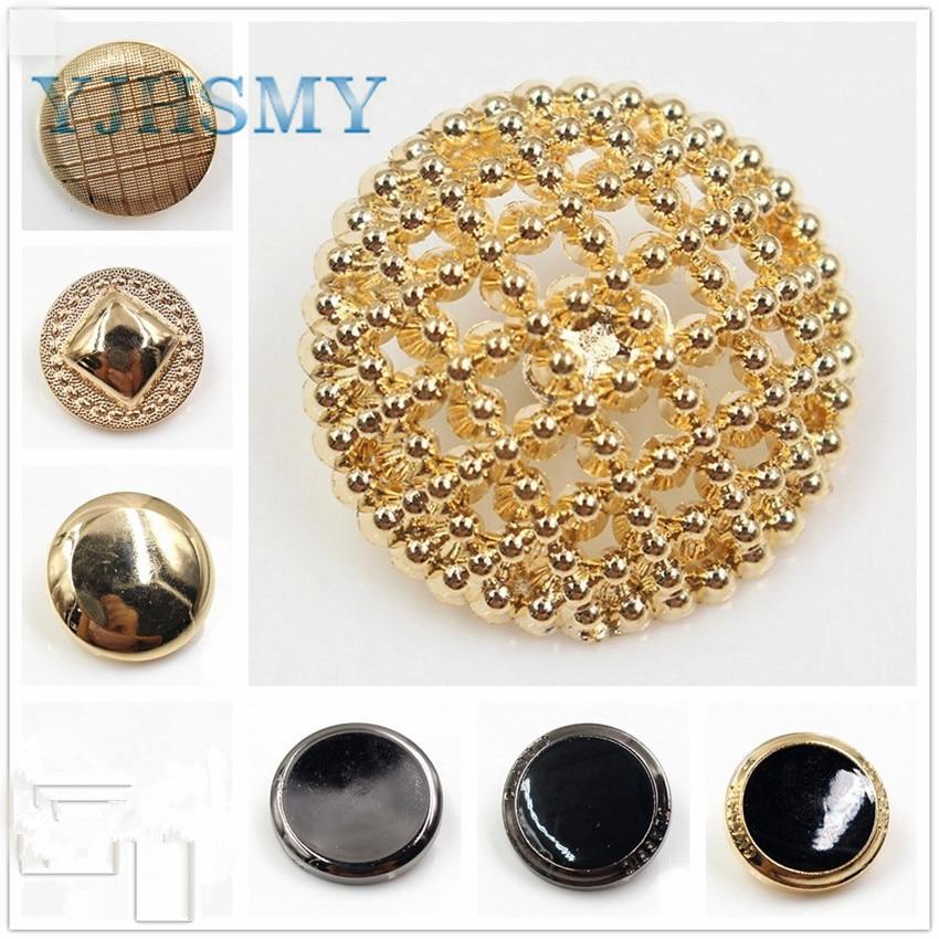 177183,12pcs fashion Metal Blazer Button Set - more style - For Blazer, Suits, Sport Coat, Uniform,