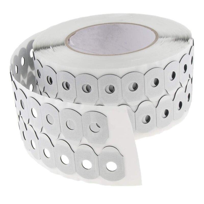 Almohadillas de bloqueo antideslizantes para bordes de lentes, 1000 unidades, cinta adhesiva, buen rendimiento