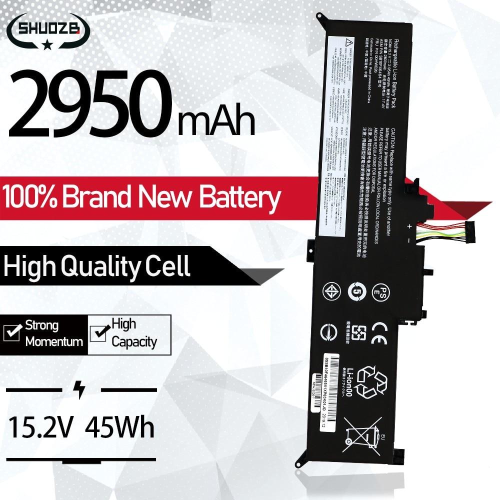 New 00HW026 00HW027 For Lenovo ThinkPad Yoga 260 Series Tablet 01AV432 01AV434 SB10F46465 SB10F46464 15.2V 44Wh 2950mAh Original