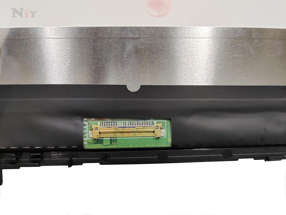 Lenovo Yoga 710-15IKB Lcd Touch Screen & Bezel FHD 30-Pin N156HCA-EA1 enlarge
