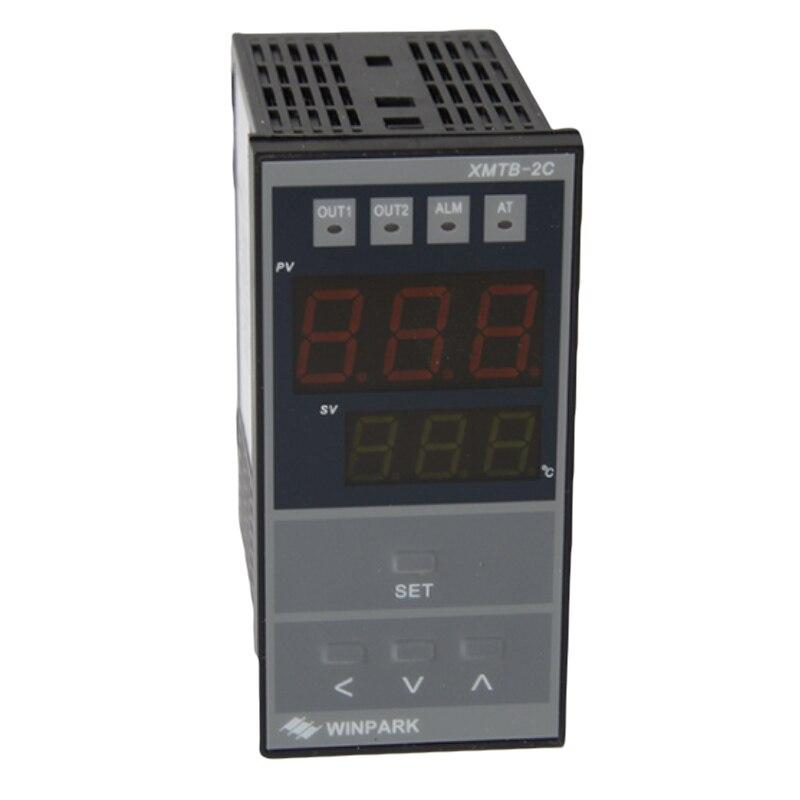 WINPARK متحكم في درجة الحرارة XMTB-2C-011-0111014 متحكم في درجة الحرارة XMTB-2C-011-0111016