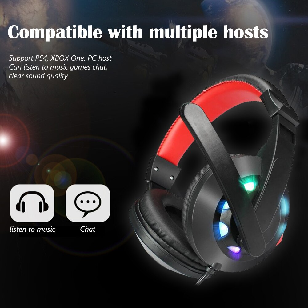 Über-Ohr Kopfhörer Verdrahtete Kopfhörer HiFi Kopfhörer A65 Wired Gaming Kopfhörer Headset Stereo Tiefe Bass Mikrofon