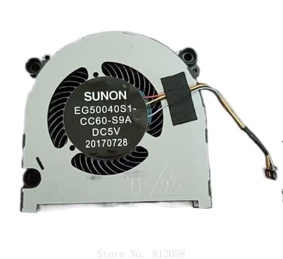 جديد وحدة المعالجة المركزية مروحة التبريد ل GPD فوز 1 2 ماكس SUNON EG50040S1-CC60-S9A مبرد كمبيوتر محمول مروحة