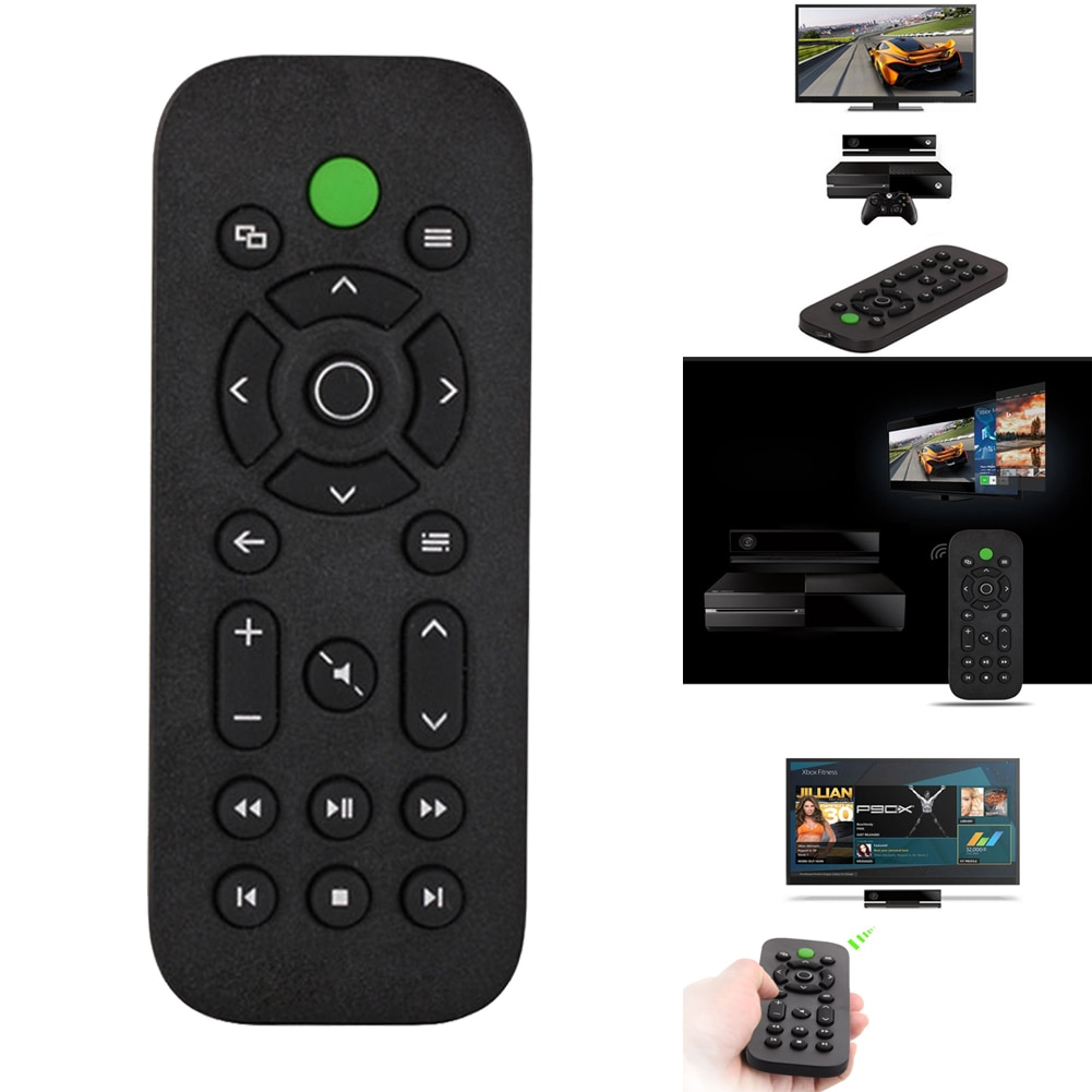 Media Remote Control Controller DVD Entertainment Multimedia Remote Controller for XBOX ONE Game Console