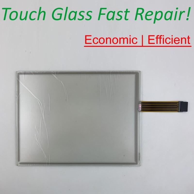 SYNTEC F11-HC8B-S Cristal de pantalla táctil y Panel LCD para la reparación del Panel táctil de la máquina do hágalo usted mismo, tiene en stock