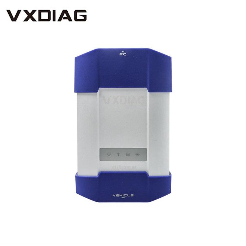 VXDIAG A3 para Bmw Multi función de herramienta de diagnóstico con 1TB Software HDD ISTA-D 4.17.13 ISTA-P 3.66.1.002 versión