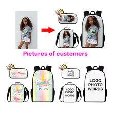 Dispalang sacs décole personnalisés sacs personnalisés impression 3D sacs à dos dordinateur portable hommes voyage sac à dos mochilas sacs à dos