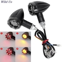 1pc turn signal lights motorcycle brake stop light indicator lamp for motorcycle lighting