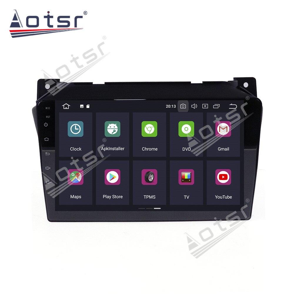 Aotsr Android 9.0 4GB ROM Car Radio GPS Navigation For Suzuki Alto 2009- 2016 DSP Car Auto Stereo Video HD Multimedia DVD Player