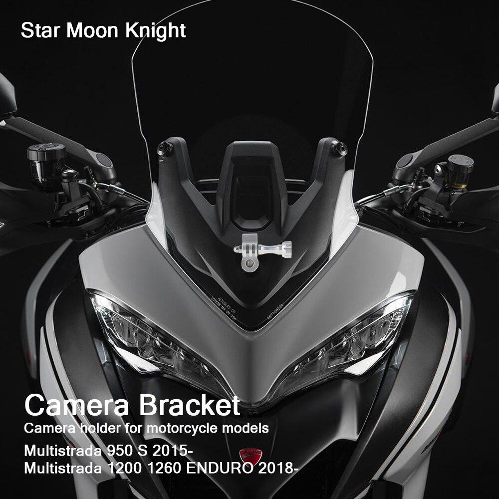 Мотоцикл-держатель-камеры-Камера-дальнего-света-кронштейн-для-регистратора-Фронтальная-камера-Камера-крепление-camrack-для-поездок-на-мотоци