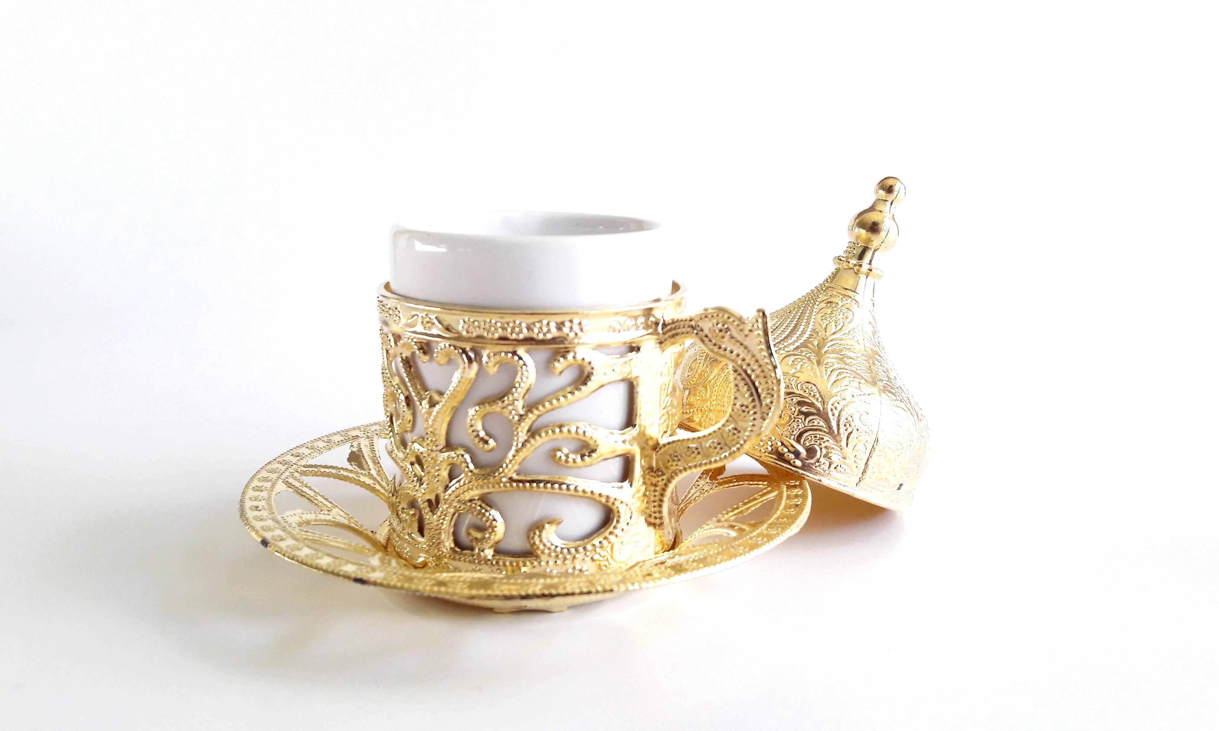 Tasse à café unique tasse à café café tasse à expresso en gros Drinkware en céramique traditionnelle décoration de la maison café décor 50 ml