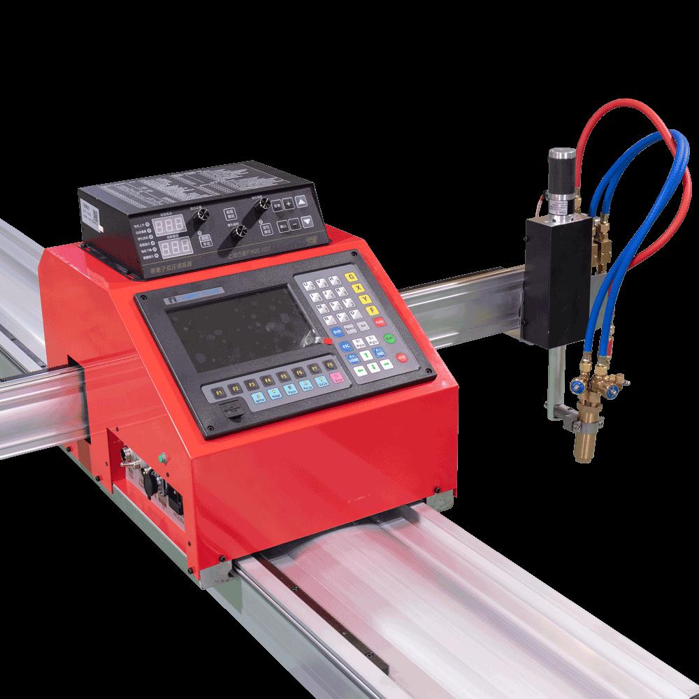 Portable CNC Flame Plasma Cutter Machine Effective 1600*3000MM CE Plasma Cutting Machine