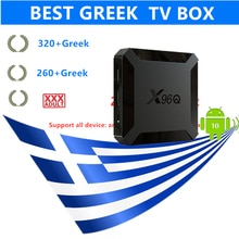 IPTV grec 320 + grèce HD tv en direct adulte xxx allemand espagne ex yu france israël iptv m3u IP TV smart android tv box mag énigme pc