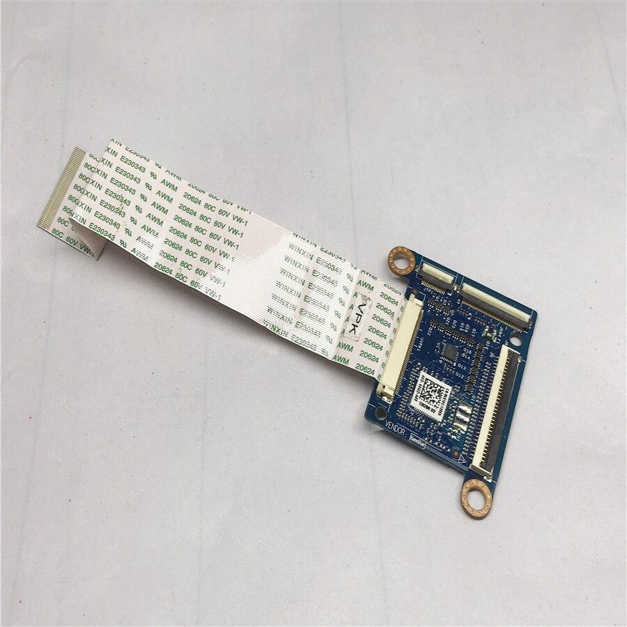 Panel táctil para DELL Alienware 14 R1 M14X R3, panel de control...