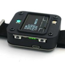 DSTIKE Deauther Watch V2 ESP8266 программируемая макетная плата   Умные часы   Arduino   NodeMCU   I2-009