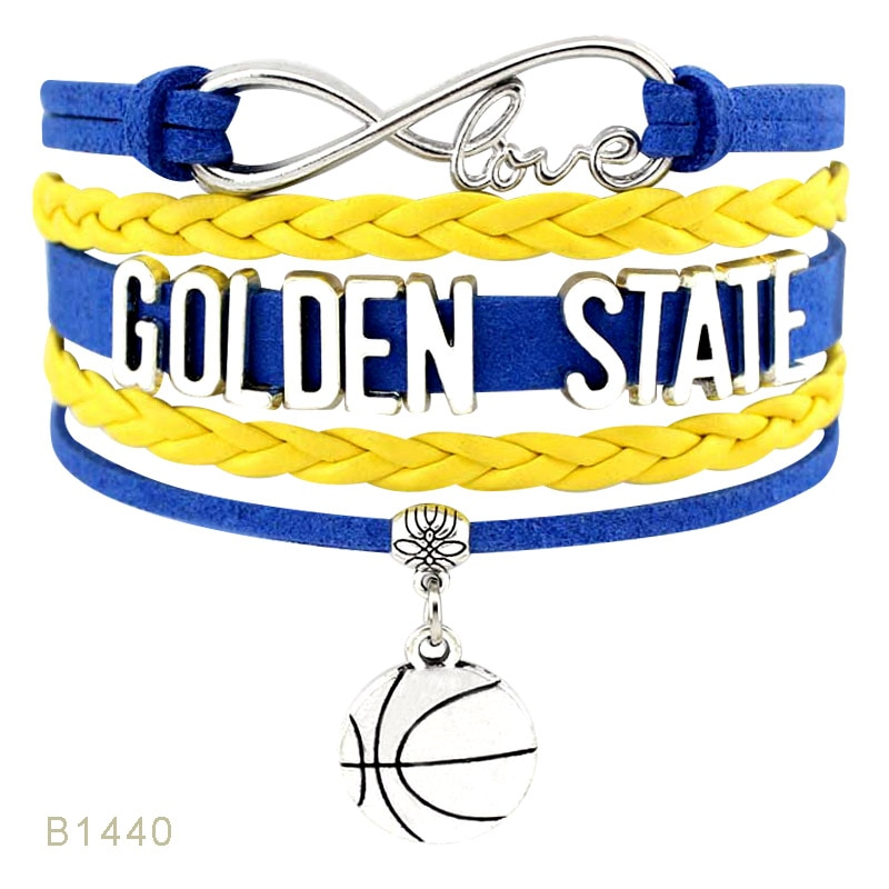 Мужские браслеты Golden State Florida Michigan Minnesota Texas Ohio Нью-Йорк Иллинойс Джорджия Теннесси штат Северная Каролина