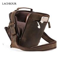 men crazy horse leather crossbody bag male genuine leather shoulder messenger bag for mens travel handbag male bolsas sac