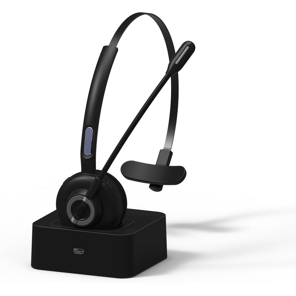 Auricular del teléfono de negocios, Bluetooth 5,0, auricular inalámbrico, bluetooth