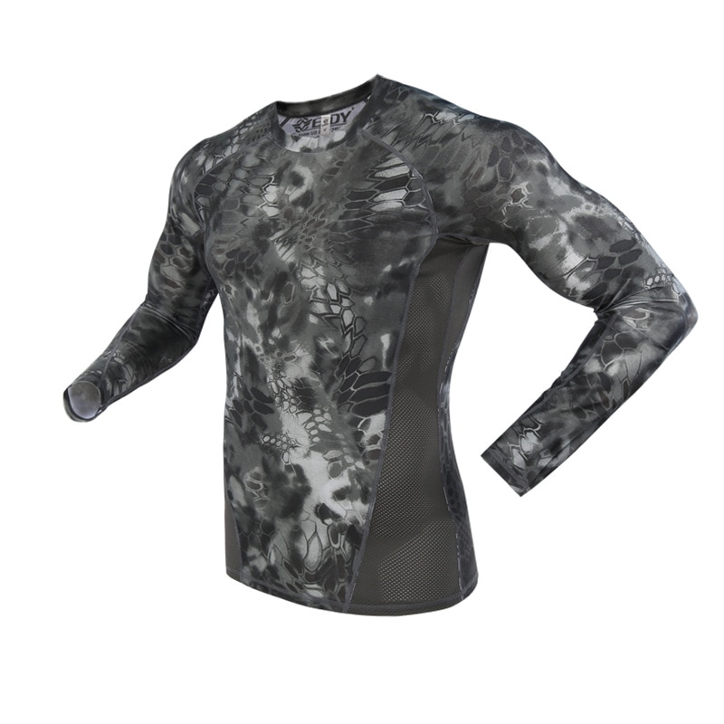 Spring Us Army Tactical Military Uniform Airsoft Camouflage  Men Quick Dry Shirts Rapid Assault Long Sleeve Shirt Battle Strike us army military uniform for men custom combat shirt