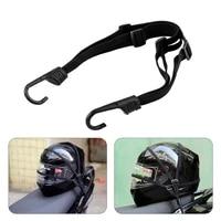 2 hooks universal motorcycle helmet luggage strap motorcycles moto strength retractable helmet luggage elastic rope strap belt