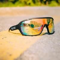 elax polarized cycling glasses men women outdoor sports bicycle sunglasses mtb road bike eyewear uv400 goggles