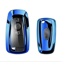 tpu car key cover case full covers for ford fusion mustang explorer f150 f250 f350 ecosport edge s max ranger lincoln mondeo
