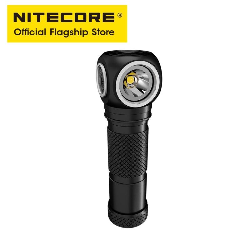 NITECORE UT32 Outdoor Headlight 1100 Lumens Trail running Original 18650 Battery Led Headlamp White Warm Light Dual Light Source enlarge