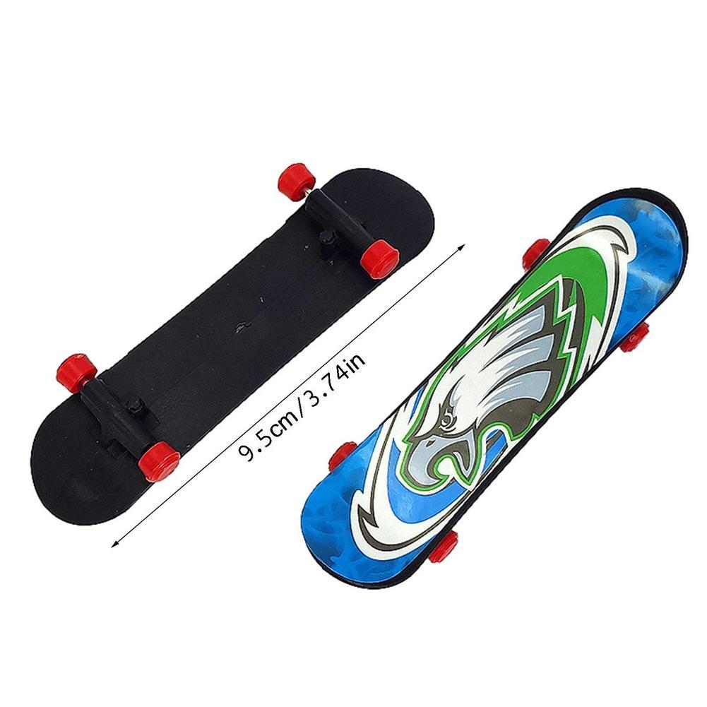 Детская развивающая игрушка, скейтборд с несколькими узорами