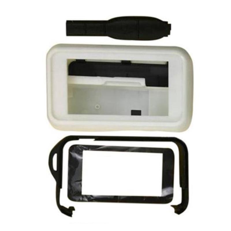 E90 Case Keychain Body Cover for Two way car alarm Starline E60 E61 E62 E90 E91 E92 E93 E95 E96 LCD