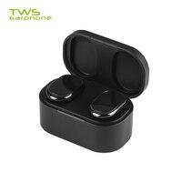 TWSearphone K9 Мини Bluetooth 5,0 наушники беспроводные наушники с шумоподавлением игровой наушник IPX7 водонепроницаемые наушники VS QCY