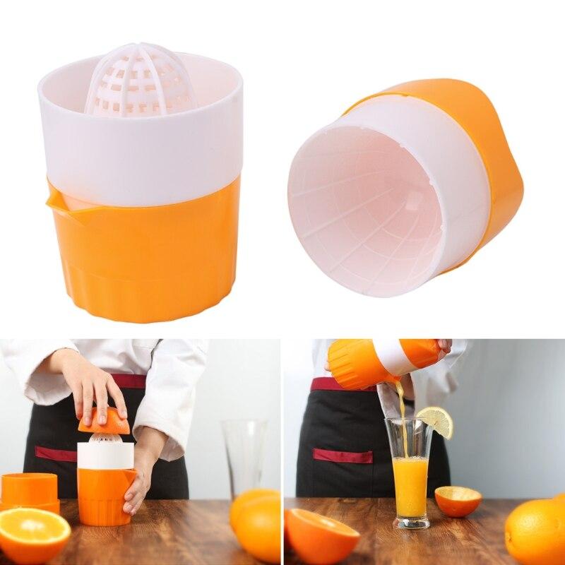 Manuelle Orange Entsafter Zitrus Zitrone Presse Fruit Squeezer Entsafter Maschine