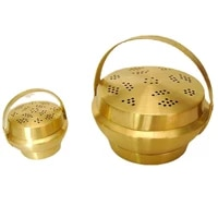 handmade pot pure copper fire cupcopper handwarmercopper foot warmercopper chest warmercopper hand for personal use