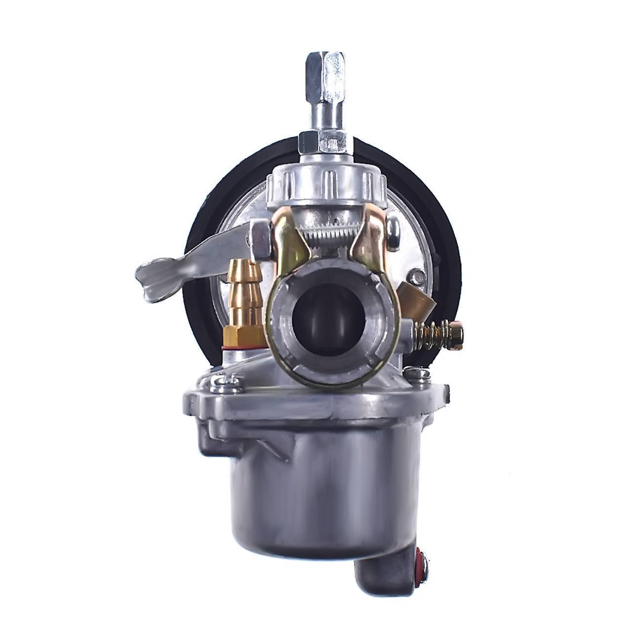 1 шт. двигатель карбюратор для 49cc 60cc 66cc 80cc 2 тактный двигатель моторизованный велосипед карбюратор для мотоцикла карби аксессуары