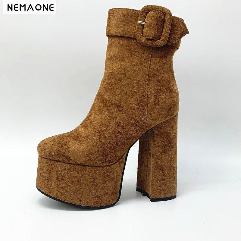 فو الجلود كاوبوي حذاء من الجلد النساء سوبر عالية الكعب منصة نادي الحفلات أحذية رقص امرأة كبيرة الحجم 34-43