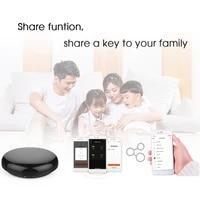 Pratique Smart 2 4G WiFi IR Hub controle adaptateur prise en charge de la telecommande Alexa Google accueil Assistant vocal maison intelligente