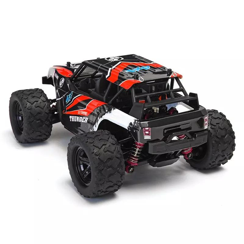 HS 18311/18312 1/18 RC Car 40+MPH 2.4G 4CH 4WD High Speed Car Climber Crawler Remote Control Car Toys For Children Kids Gifts enlarge