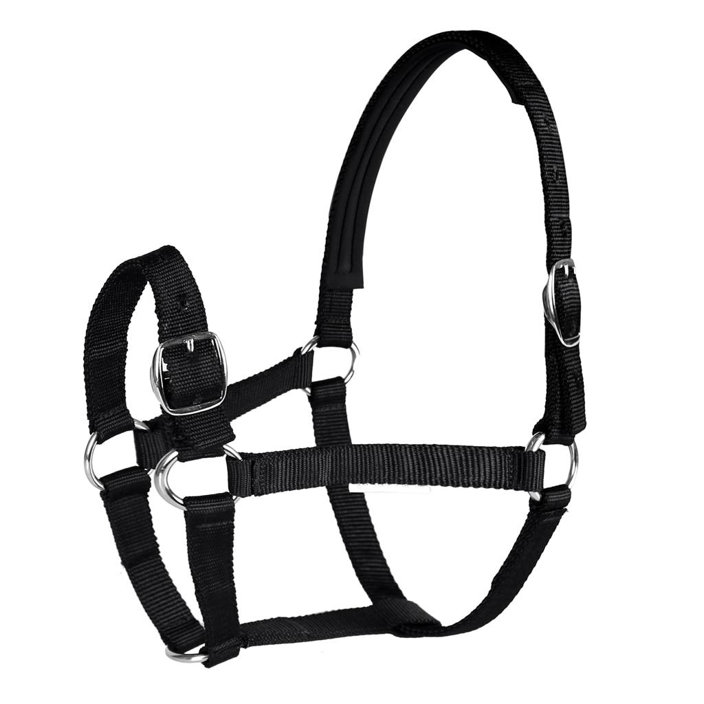Регулируемый нейлоновый брелок для подбородка и горла для лошади 130-165 см