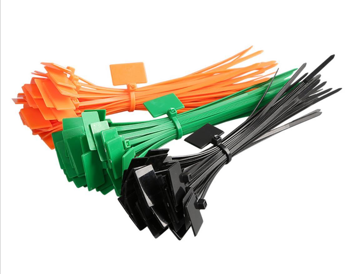 500-uds-6-pulgadas-de-tirantes-de-auto-bloqueo-bridas-de-plastico-de-nylon-multicolor-red-de-plastico-de-alambre-de-cintas-con-etiqueta-mark-etiqueta